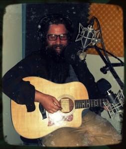 Singer/songwriter Josiah Knight